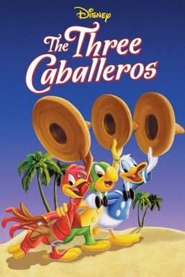 The Three Caballeros movie poster (1944) poster MOV_68ec1432