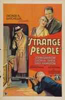 Strange People movie poster (1933) picture MOV_690202ed