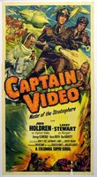Captain Video, Master of the Stratosphere movie poster (1951) picture MOV_690c6993