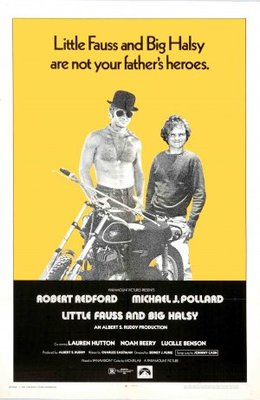 Little Fauss and Big Halsy movie poster (1970) poster MOV_690e44be
