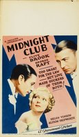 The Midnight Club movie poster (1933) picture MOV_691443a7