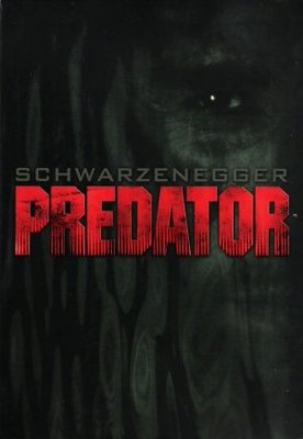 Predator movie poster (1987) poster MOV_69180a63