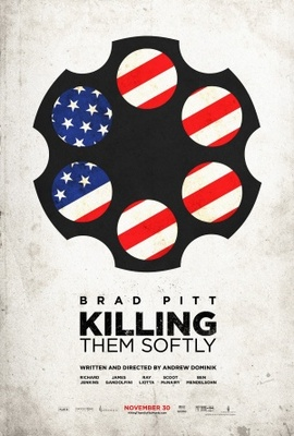 Killing Them Softly movie poster (2012) poster MOV_691c1de9