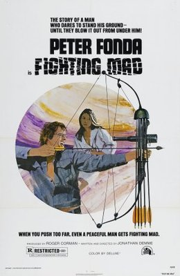 Fighting Mad movie poster (1976) poster MOV_691cf58a