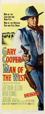 Man of the West movie poster (1958) poster MOV_691f9cea