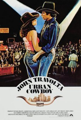 Urban Cowboy movie poster (1980) poster MOV_6923b109