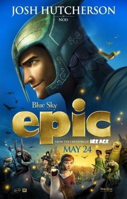 Epic movie poster (2013) poster MOV_69290041