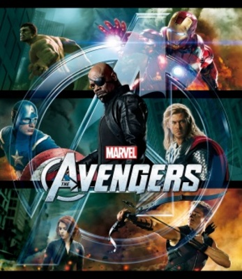 The Avengers movie poster (2012) poster MOV_692a5389