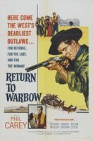Return to Warbow movie poster (1958) picture MOV_69302379