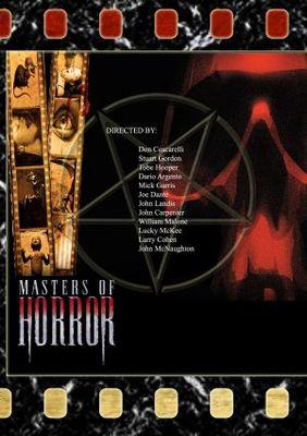 Masters of Horror movie poster (2005) poster MOV_6935d32b