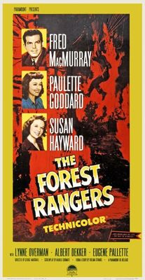 The Forest Rangers movie poster (1942) poster MOV_69362cd4