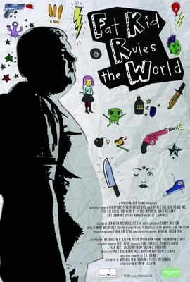 Fat Kid Rules the World movie poster (2012) poster MOV_69369e2e
