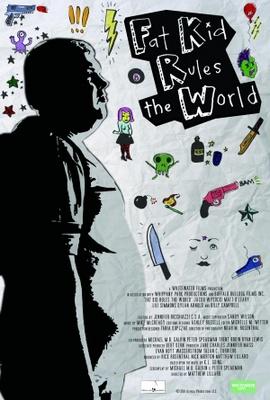 Fat Kid Rules the World movie poster (2012) poster MOV_69369e2e