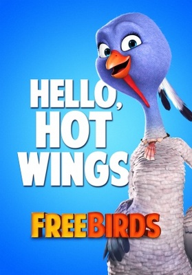 Free Birds movie poster (2013) poster MOV_6936c1c8