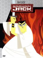 Samurai Jack movie poster (2001) picture MOV_693859e8