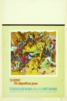 The Magnificent Seven movie poster (1960) picture MOV_693b7408