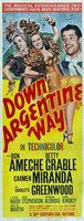 Down Argentine Way movie poster (1940) picture MOV_fc342e69