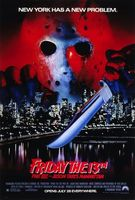 Friday the 13th Part VIII: Jason Takes Manhattan movie poster (1989) picture MOV_694551c5