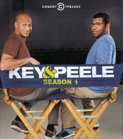 Key and Peele movie poster (2012) picture MOV_69472f2b