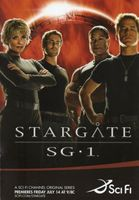 Stargate SG-1 movie poster (1997) picture MOV_69490680