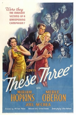 These Three movie poster (1936) poster MOV_6955c436