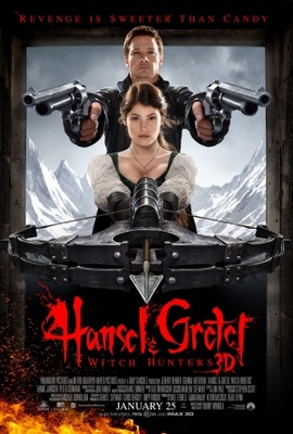 Hansel and Gretel: Witch Hunters movie poster (2013) poster MOV_6962a190
