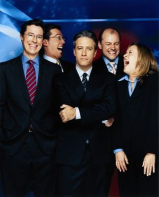 The Daily Show movie poster (1996) poster MOV_69631522