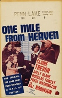 One Mile from Heaven movie poster (1937) picture MOV_69635159