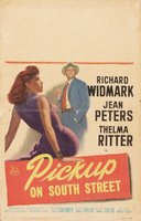 Pickup on South Street movie poster (1953) picture MOV_493f8aef