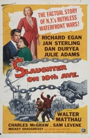 Slaughter on Tenth Avenue movie poster (1957) picture MOV_69737c4b