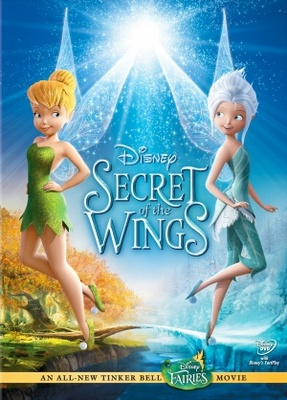 Tinker Bell and the Mysterious Winter Woods movie poster (2011) poster MOV_697d05d9