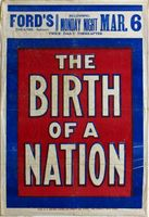 The Birth of a Nation movie poster (1915) picture MOV_6984ebe1