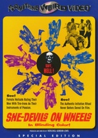 She-Devils on Wheels movie poster (1968) picture MOV_e12f42ba