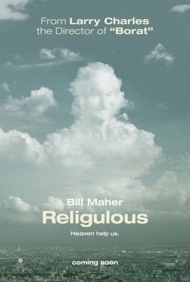 Religulous movie poster (2008) poster MOV_69939149