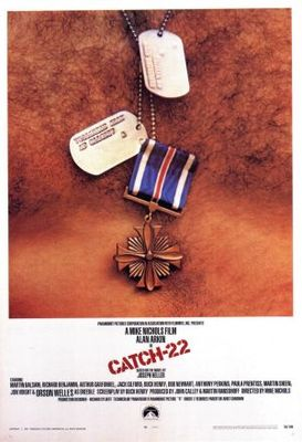 Catch-22 movie poster (1970) poster MOV_699c6f64