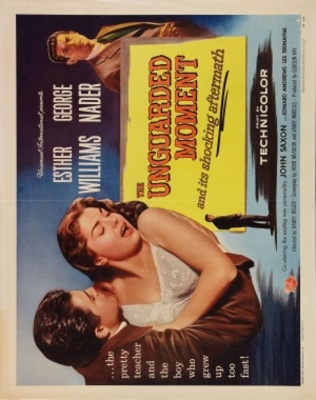 The Unguarded Moment movie poster (1956) poster MOV_69a5a511