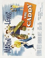 The Caddy movie poster (1953) picture MOV_69a93b79