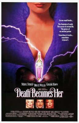 Death Becomes Her movie poster (1992) poster MOV_69ab55c1