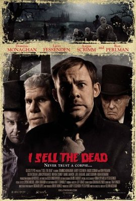 I Sell the Dead movie poster (2008) poster MOV_69add83a