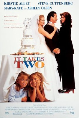 It Takes Two movie poster (1995) poster MOV_69aec80f