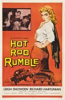 Hot Rod Rumble movie poster (1957) picture MOV_69b1f86c