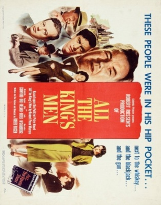 All the King's Men movie poster (1949) poster MOV_69b69de7