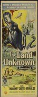 The Land Unknown movie poster (1957) picture MOV_5064cfce