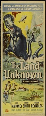 The Land Unknown movie poster (1957) poster MOV_69b804ea