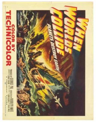 When Worlds Collide movie poster (1951) poster MOV_69b98e58