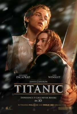 Titanic movie poster (1997) poster MOV_69bdb8c0