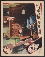 False Faces movie poster (1943) picture MOV_69bfd48e