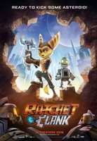 Ratchet and Clank movie poster (2015) picture MOV_69c25ca1
