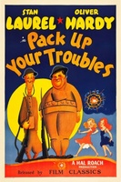 Pack Up Your Troubles movie poster (1932) picture MOV_69c8b2d6