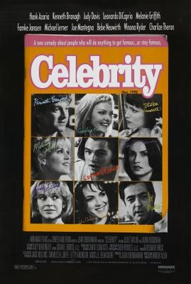 Celebrity movie poster (1998) poster MOV_69c8fb1c